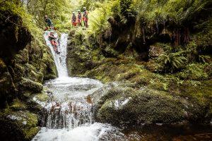 Sliding into the Dollar Canyon Edinburgh | Scotland
