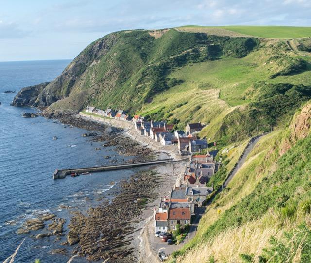 the Best Scenery in Scotland | erdeenshire Coast