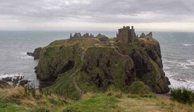 The Best Scenery in Scotland | Amazing castle in Aberdeen