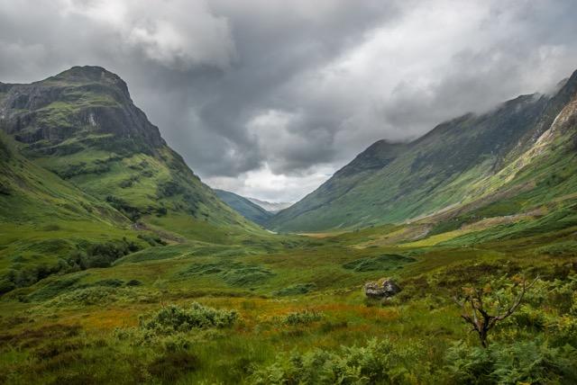 the Best Scenery in Scotland | GlenCoe